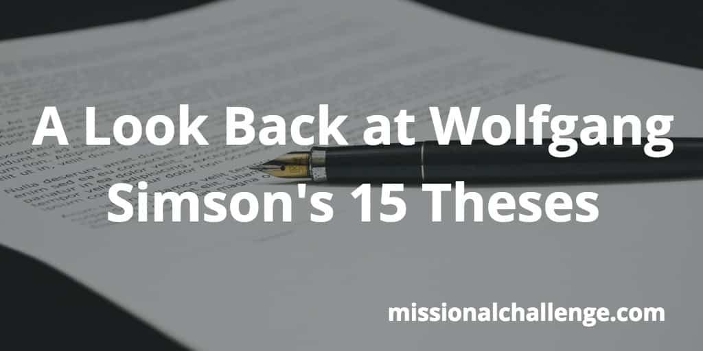 15 thesis wolfgang simson