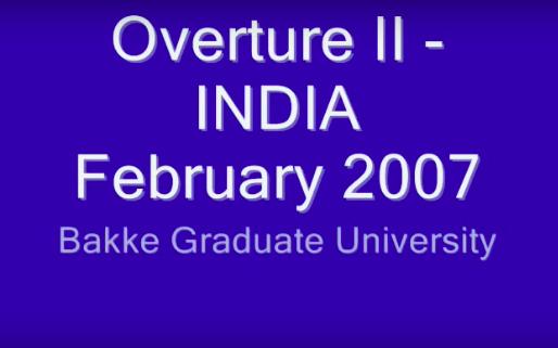 BGU India Course - Students | missionalchallenge.com