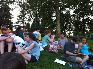 Day 29: Live in Incarnational Community | missionalchallenge.com