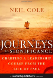 Neil Cole's Newest Book: Journeys to Significance | missionalchallenge.com