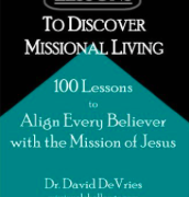 Endorsements for Six-Word Lessons to Discover Missional Living (round three) | missionalchallenge.com