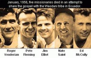 5 Missionaries Obeying Jesus | missionalchallenge.com