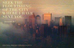 On Mission: Central Presbyterian Church | missionalchallenge.com