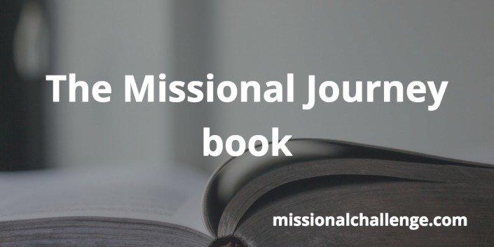The Missional Journey book   missionalchallenge.com