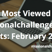 Most Viewed Missionalchallenge.com Posts: February 2013 | missionalchallenge.com